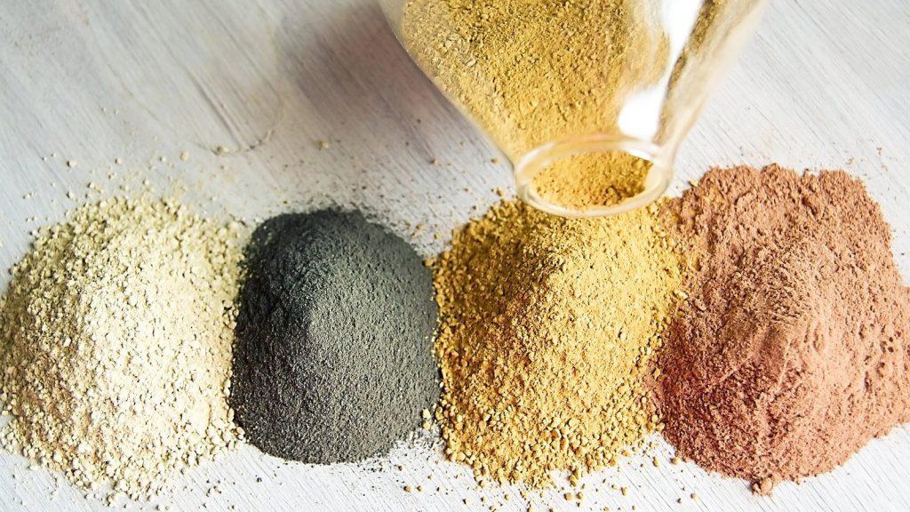 Kosmetisk ler – typer, fordele og brug